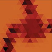 abstract brown rhombus pattern background.(ai eps10 with transparency effect)