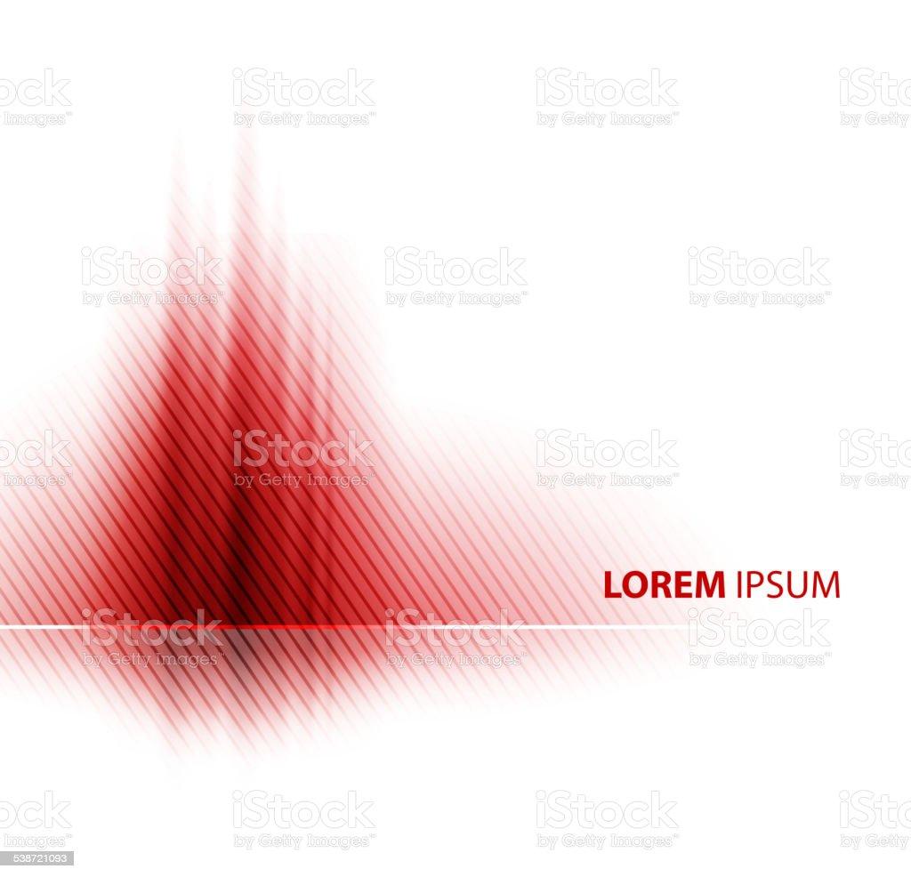 Abstract business background. Template brochure design vector art illustration