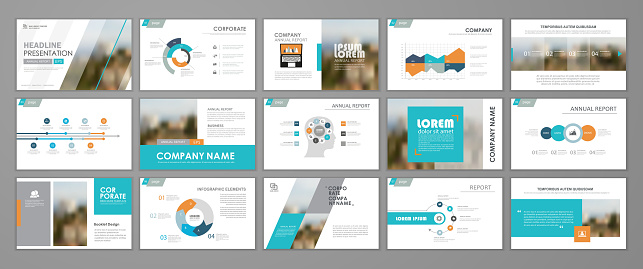 templates powerpoint stock illustrations
