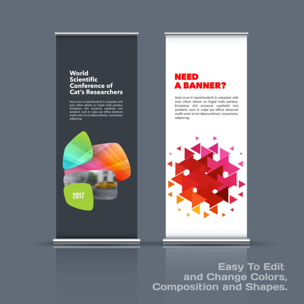 Best Trade Show Booth Illustrations, Royalty-Free Vector Graphics