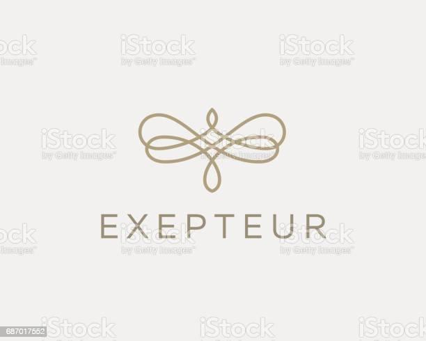 Abstract butterfly flower linear weave icon symbol premium pattern vector id687017552?b=1&k=6&m=687017552&s=612x612&h=lppm4k3k xkfci8z2jfzm1scajd8adgloyc8r8u2hvq=