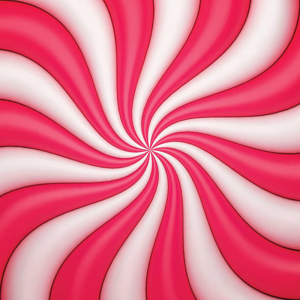 Abstract candy background This illustration is AI 10 EPS vector with gradient meshes and transparency. High resolution JPEG file included (5000 x 5000 pixels) candy backgrounds stock illustrations