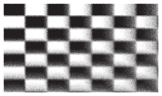Abstract Checkerboard Background