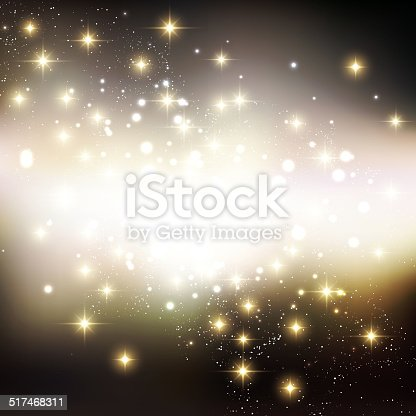Vector  illustration Abstract Christmas light background. EPS 10