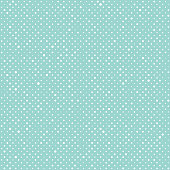 Abstract Christmas  seamless background with dots