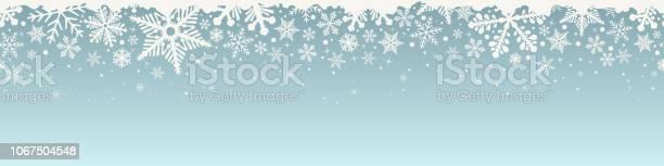 Abstrakte Weihnachten Top Nahtlose Schneeflocke Stock Vektor Art und mehr Bilder von Abstrakt