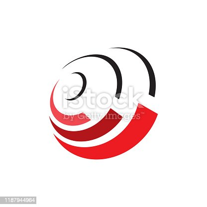 istock abstract circle logo design vector graphic element template illustration eps.10 1187944964
