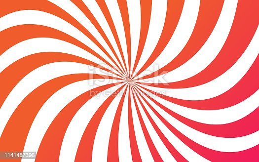 istock Abstract Circling Rays Background 1141487396