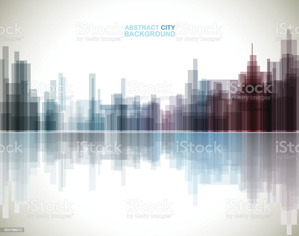 abstract city pattern background stock vector art more images of