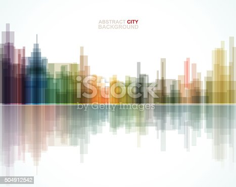istock abstract city pattern background 504912542