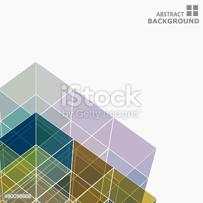 abstract color line pattern background.(ai eps10 with transparency effect)