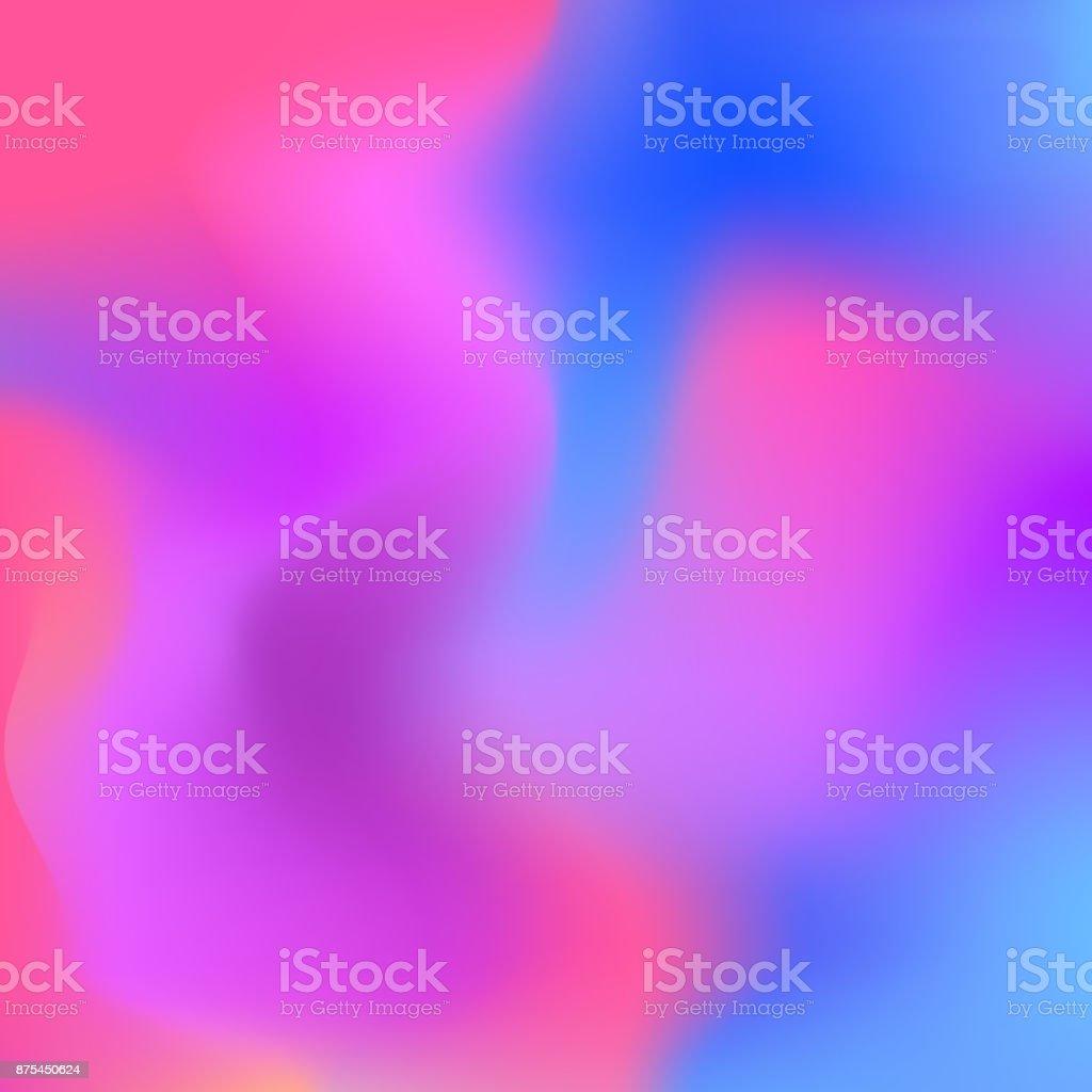 Couleur Abstrait Ou Fond De Transition Peinture Aquarelle Bleu