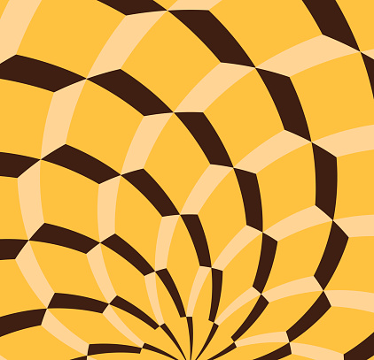 abstract color rhombus pattern background