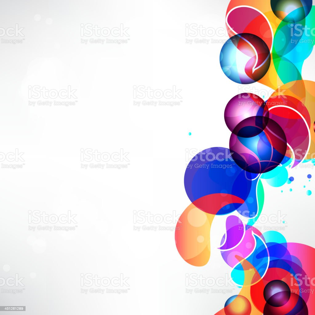 Abstract colored background royalty-free abstract colored background stock vector art & more images of abstract