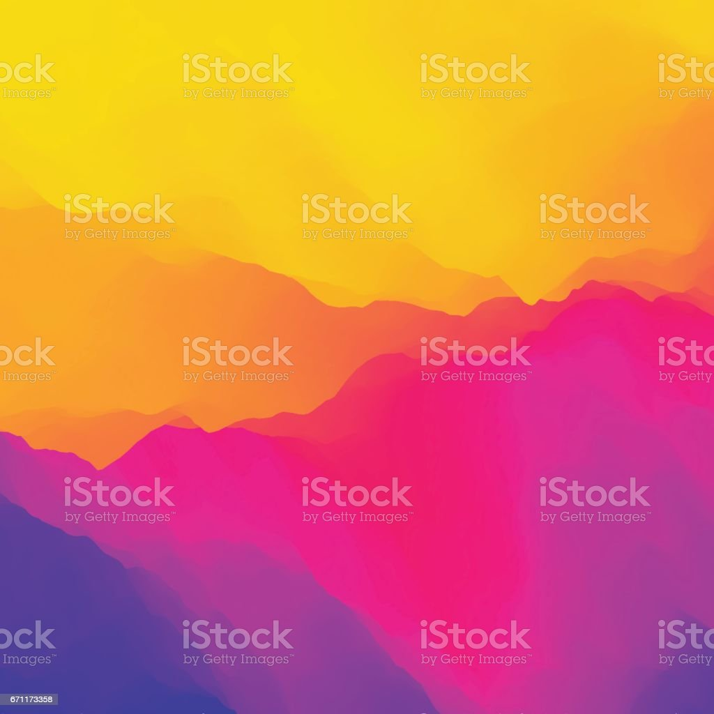 Abstract colorful background. Design Template. Modern Pattern. Vector Illustration.