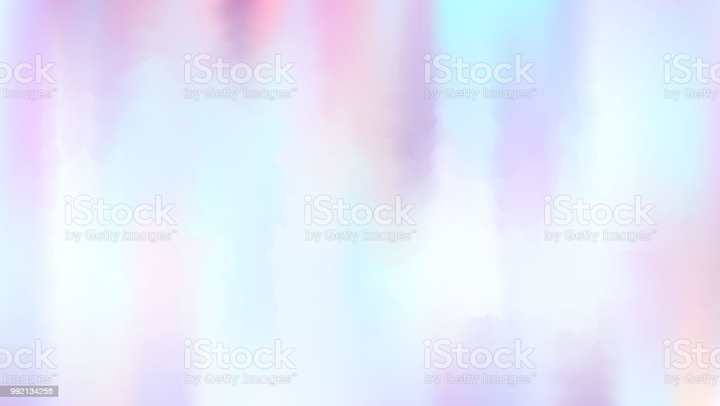 Abstract Colorful Background In Aqua Color Painting Style Mesh