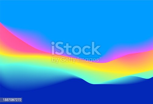 istock Abstract colorful background 1337097272