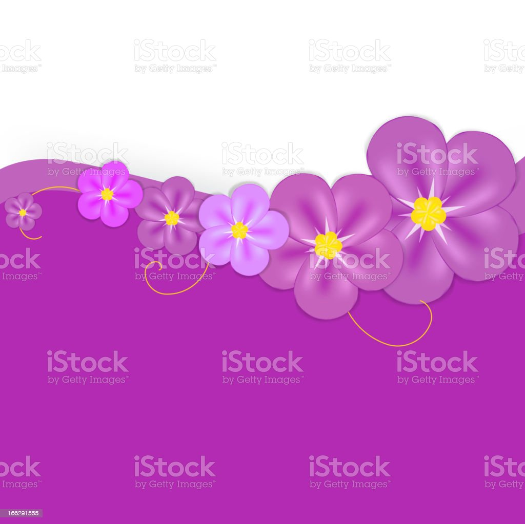 Abstract colorful background with flowers. Vector illustration royalty-free abstract colorful background with flowers vector illustration stock vector art & more images of abstract