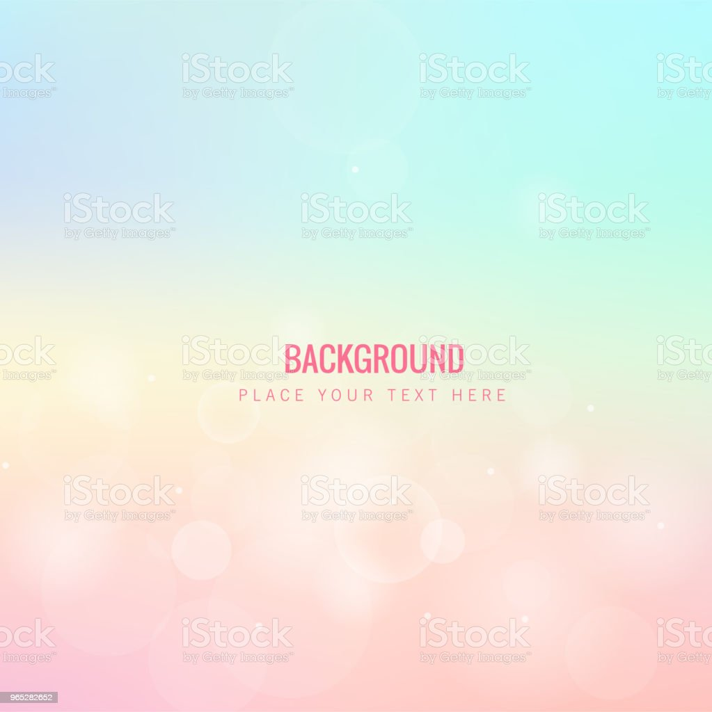 Abstract Colorful Blur Pink Background Vector Image royalty-free abstract colorful blur pink background vector image stock vector art & more images of abstract