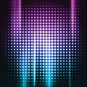 Abstract colorful disco club background vector illustration for you