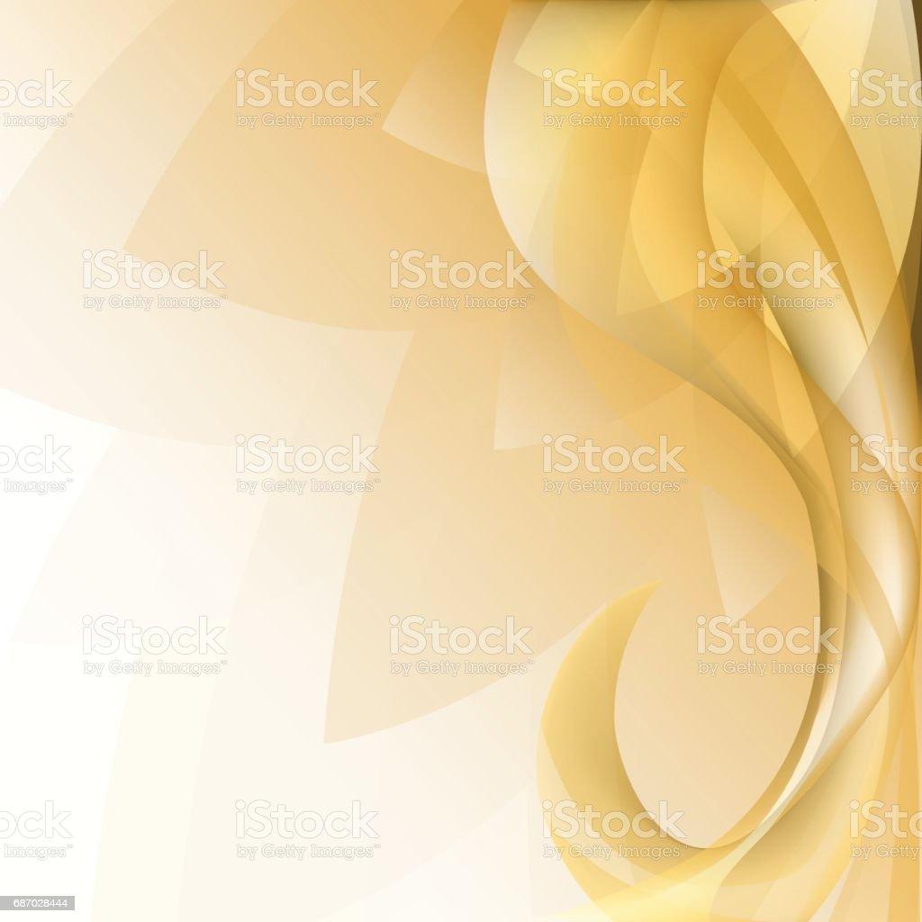 Abstrakt Bunt Elegante Wellen Blumenmuster Print Raum Hintergrund ...