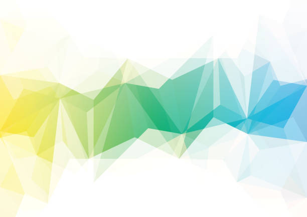 abstract colorful geometrical background - абстрактный задний план stock illustrations