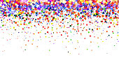 Vector illustration of muliticolored background.