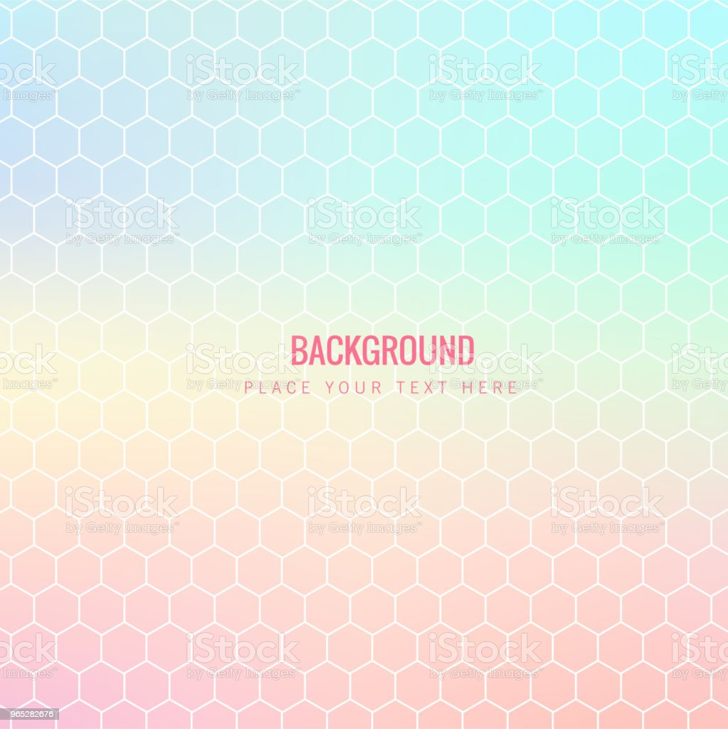 Abstract Colorful Honeycomb Pink Background Vector Image royalty-free abstract colorful honeycomb pink background vector image stock vector art & more images of abstract
