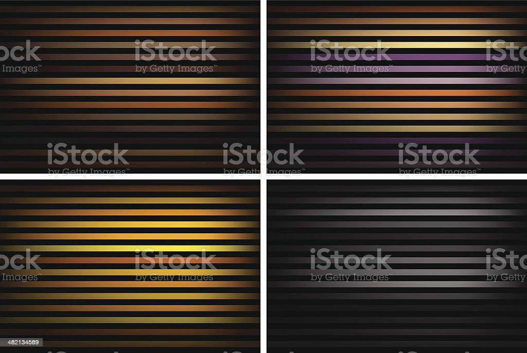 Abstract colorful lines royalty-free abstract colorful lines stock vector art & more images of abstract
