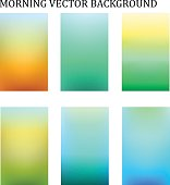 abstract colorful moring blur template for presentation background
