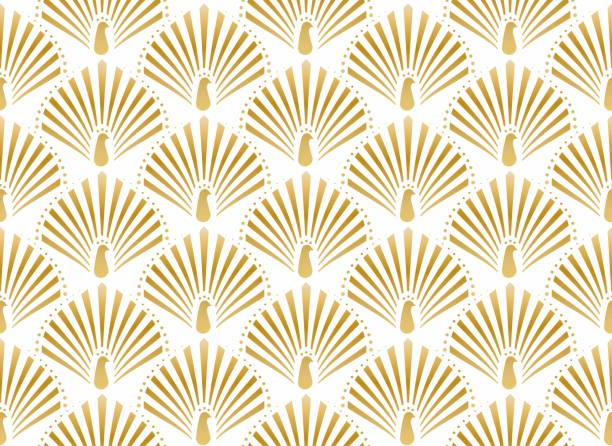 абстрактный красочный павлин бесшовный узор. бо-хо зимний текстильный принт. - peacock stock illustrations