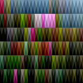 abstract colorful rhomus pattern background