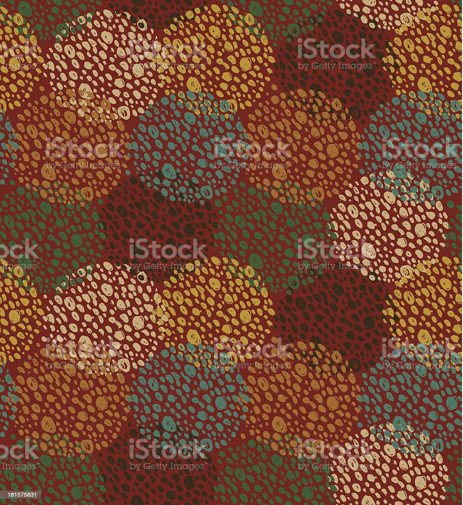 Abstract colorful seamless background with dots royalty-free abstract colorful seamless background with dots stock vector art & more images of abstract