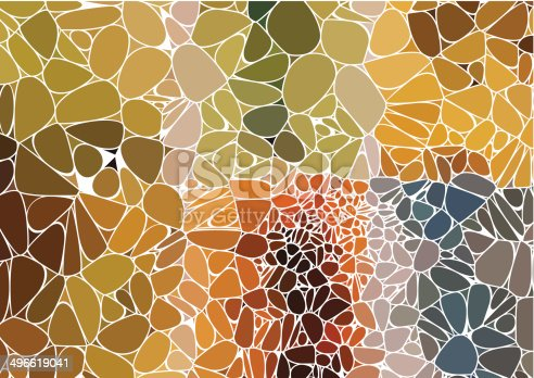 istock abstract colorful speckle shape background 496619041