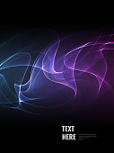 Colorful abstract geometric gradients swirl background with a space for your text. EPS 10 vector illustration, contains transparencies. High resolution jpeg file included.(300dpi)