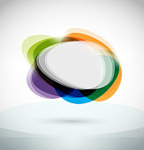 istock Abstract colorful vector icon 165977565