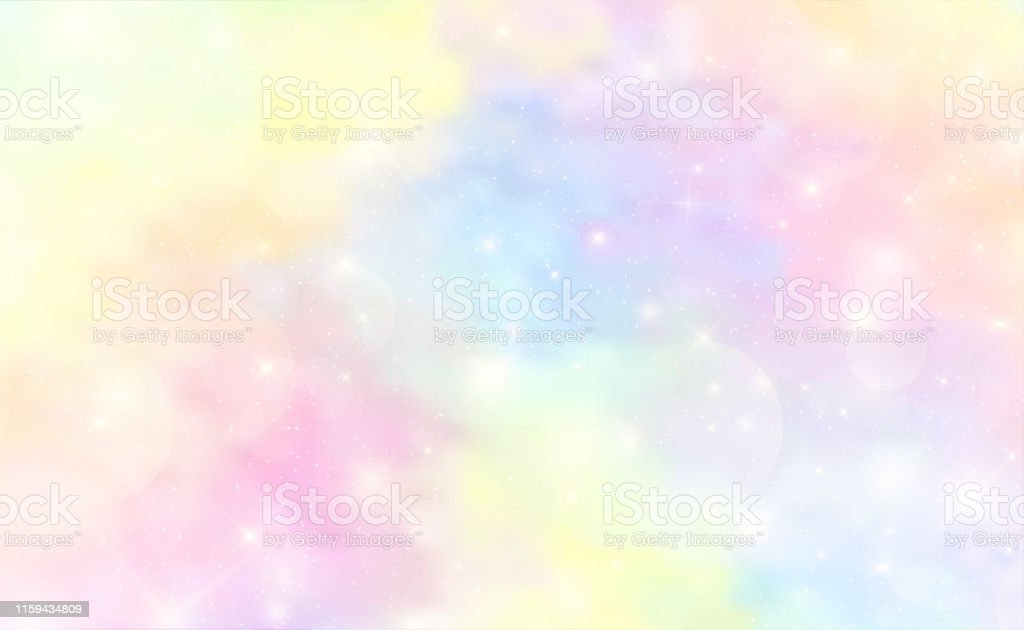 Abstract Colorful Watercolor Background And Pastel ...