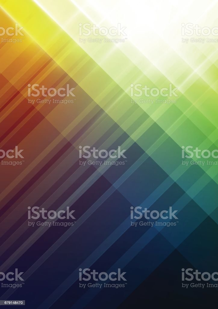 abstract colourful background vector art illustration