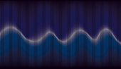 istock Abstract Colourful Rhythmic Sound Wave 1251518949