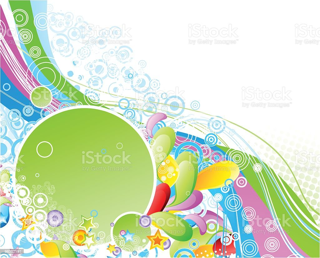 Abstract colourful shapes royalty-free abstract colourful shapes stock vector art & more images of abstract
