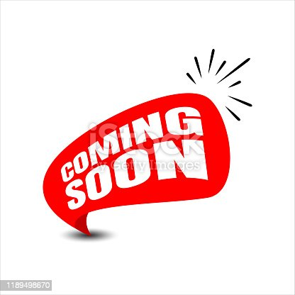 843847560 istock photo abstract coming soon sign. website page site and offline banner icon. coming soon stamp vector illustration. 1189498670