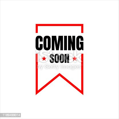 843847560 istock photo abstract coming soon sign. website page site and offline banner icon. coming soon stamp vector illustration. 1189499014