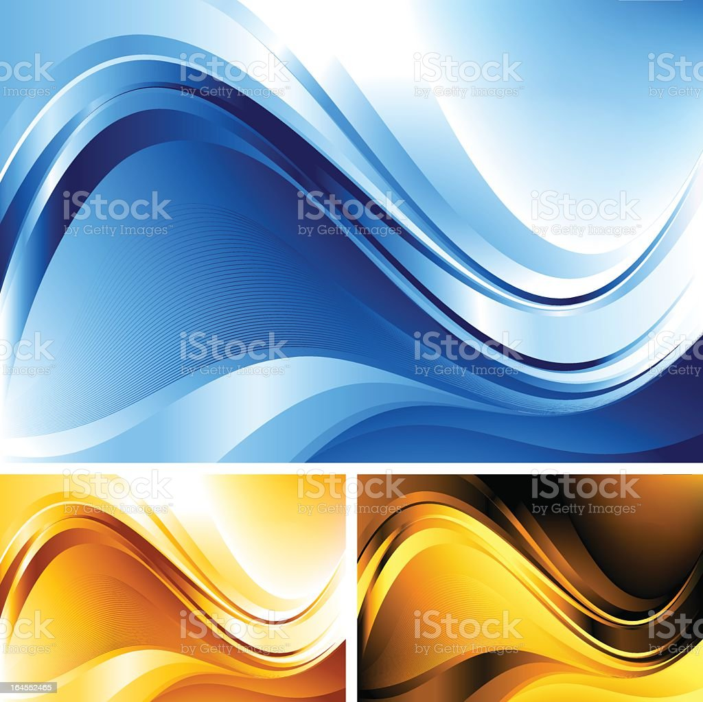 Abstract composition. royalty-free stock vector art