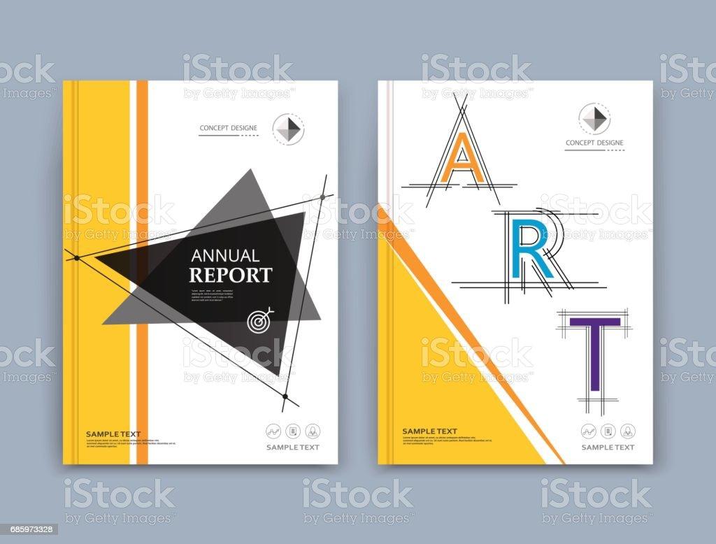 Abstrakte Komposition Gelb Schwarz Dreieckigen Textur Streifen ...