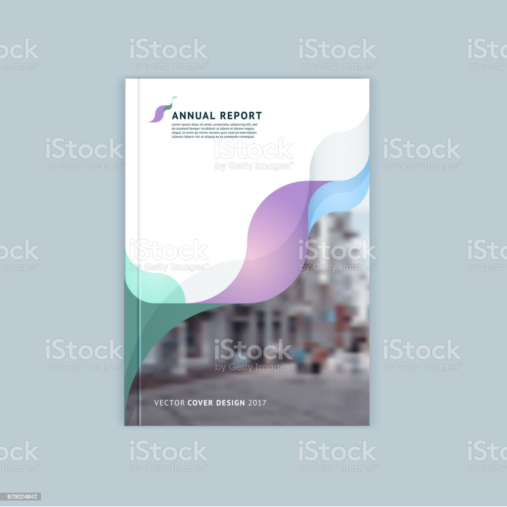 Abstract cover design, business brochure template. royalty-free abstract cover design business brochure template stock illustration - download image now