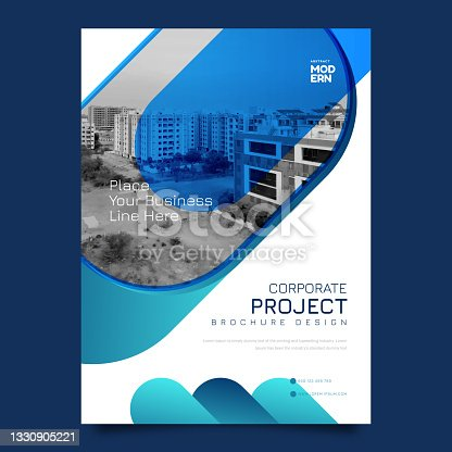 istock Abstract cover design modern book cover abstract Brochure cover template, annual report, magazine and flyer layout Vector a4 1330905221