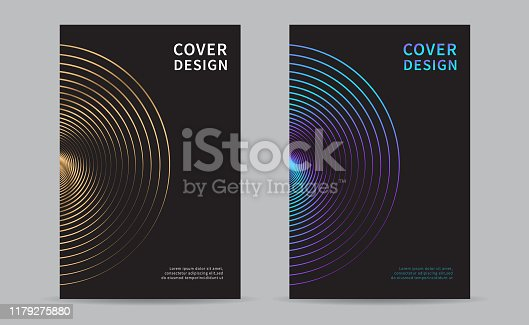 Abstract covers design template. Abstract lines modern background. Cover templates for catalog, brochure, poster, portfolio. Geometric patterns. Vector illustration.