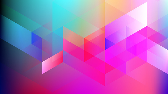 Abstract light and shade colorful creative background. Vector illustration.