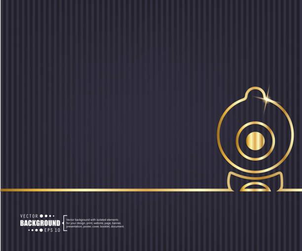 ilustraciones, imágenes clip art, dibujos animados e iconos de stock de fondo de vector abstracto concepto creativo para aplicaciones web y móvil, diseño de plantilla de ilustración negocio infografía, página, folleto, bandera, presentación, folleto, documento. - zoom meeting