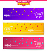 Abstract creative concept vector background for web, mobile app, Illustration template design, business infographic, page, brochure, orange banner, presentation, poster, purple cover, pink booklet.